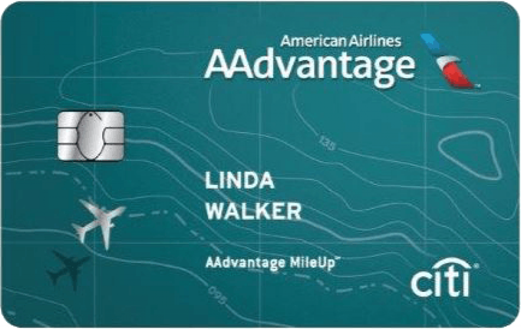 American Airlines AAdvantage MileUp? Credit Card