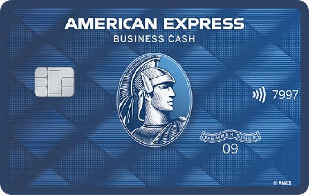 American Express? Blue Business Cash