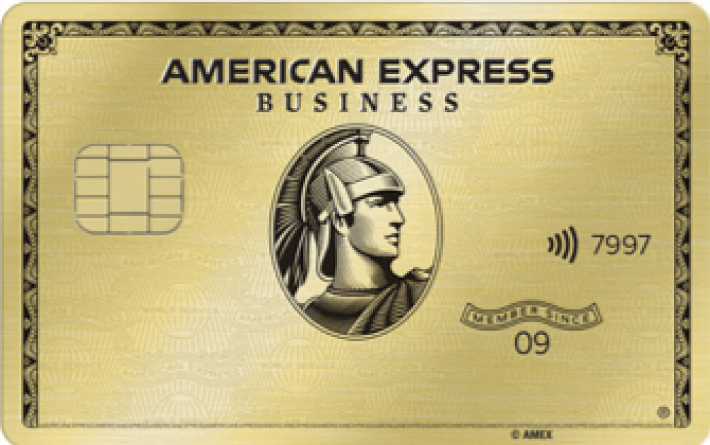 American Express Business Gold Credit Card