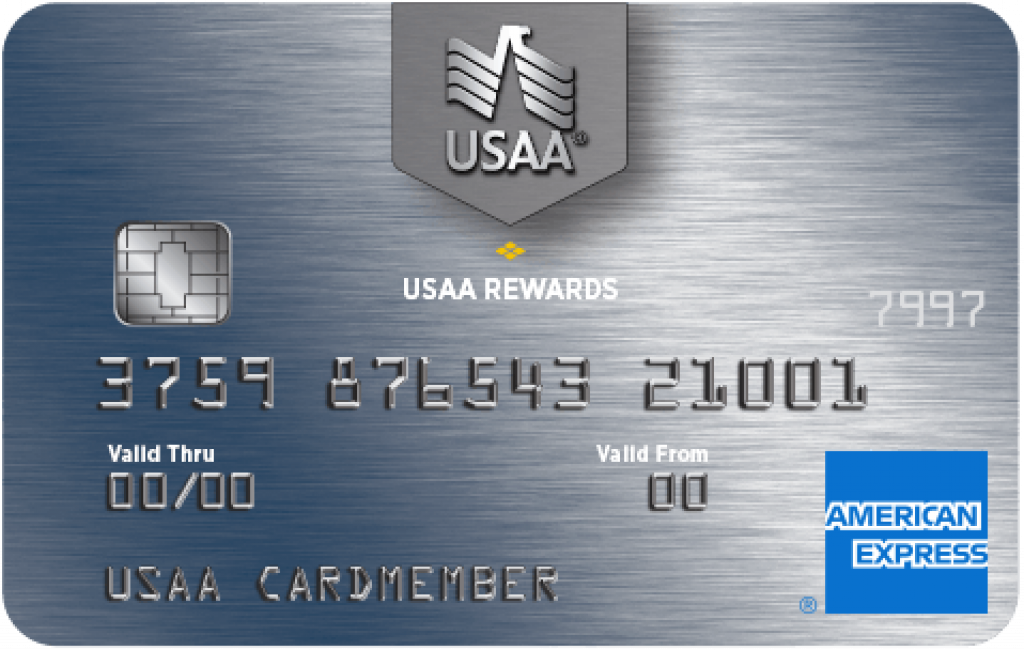 USAA? Rewards? American Express