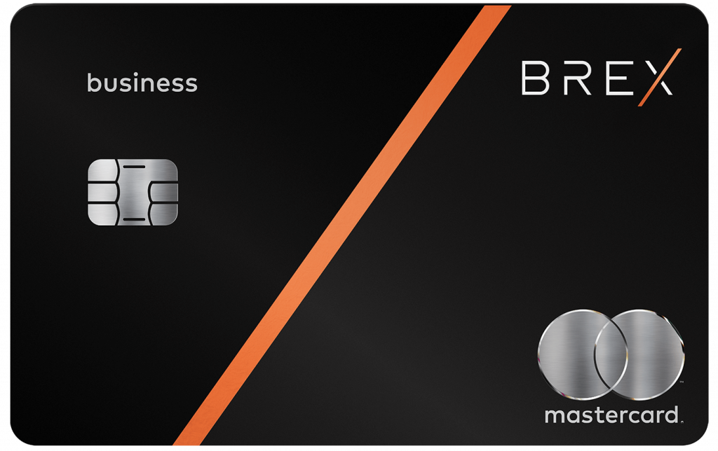 Brex Card for Startups