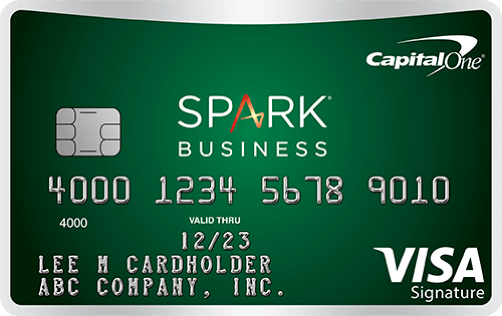 Capital One? Spark? Cash for Business Credit Card
