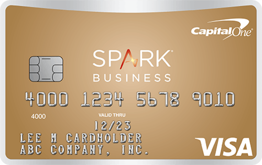Capital One? Spark? Classic for Business