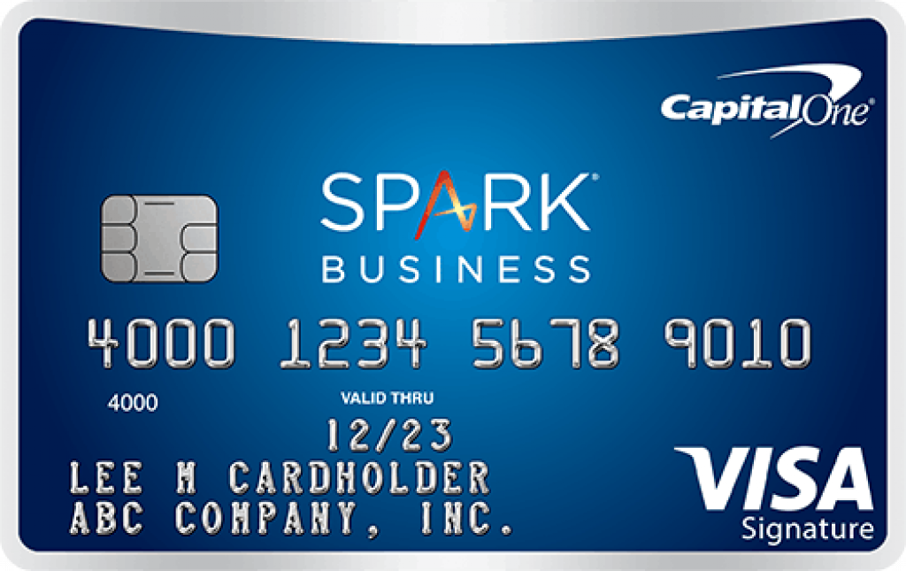 Capital One? Spark? Miles for Business Credit Card