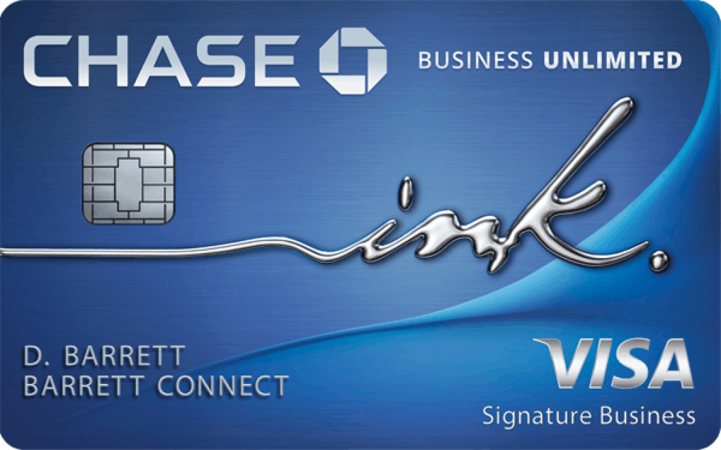 Chase Ink Business Unlimited℠ Credit Card