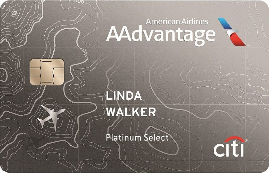Citi? / AAdvantage? Platinum Select? World Elite? Mastercard? Credit Card