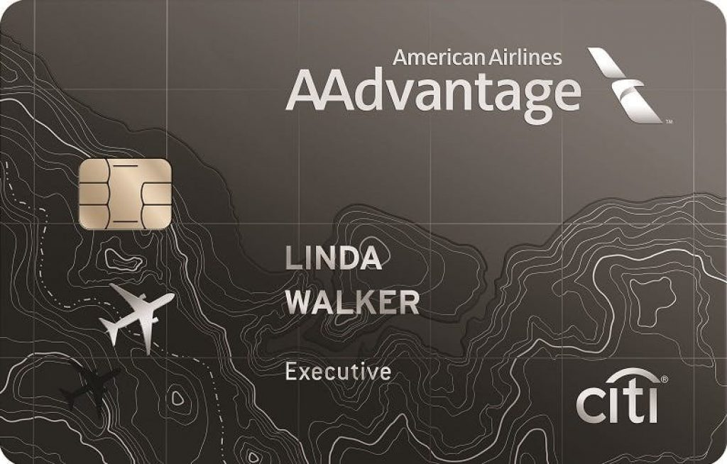 Citi? / AAdvantage? Executive World Elite? Mastercard?