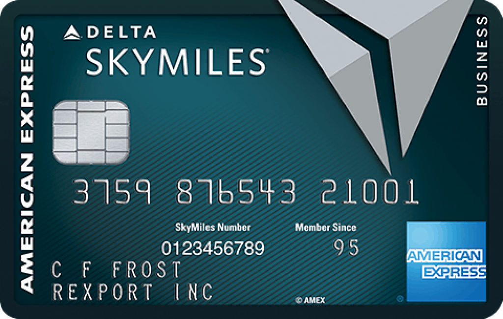 American Express? Delta Reserve? for Business Credit Card