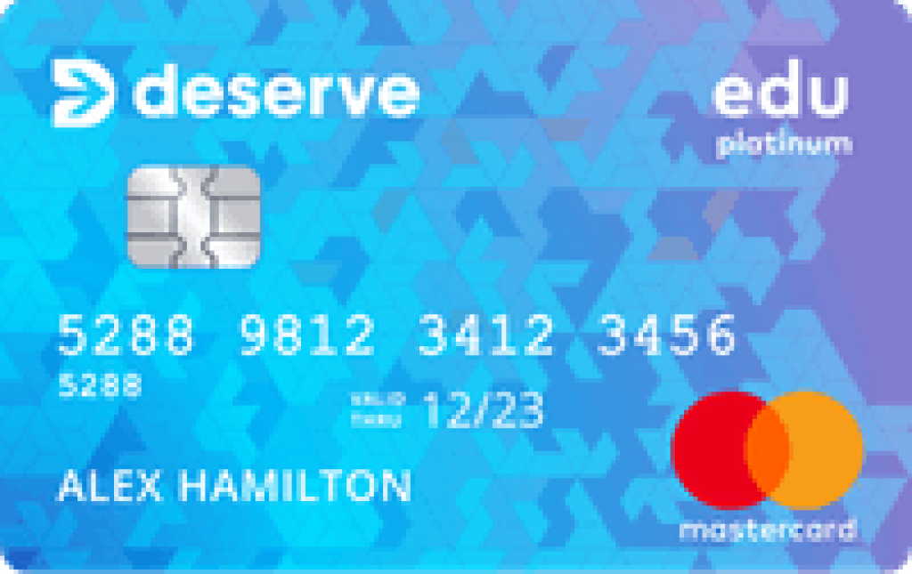 Deserve? Edu Mastercard for Students