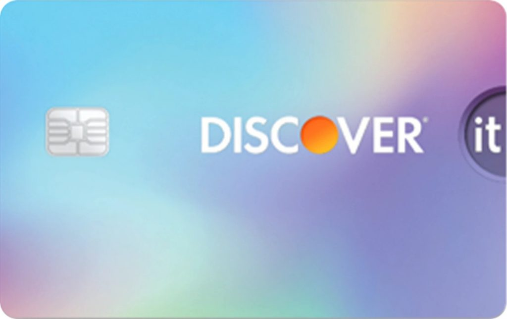 Discover it? Student Cash Back