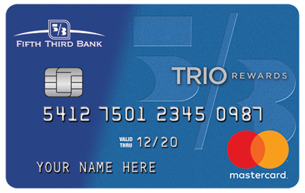 Fifth Third Bank TRIO? Credit Card