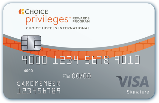 Barclays Choice Privileges® Visa Signature®
