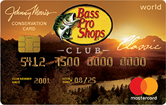 Bass Pro Shops® Club Card