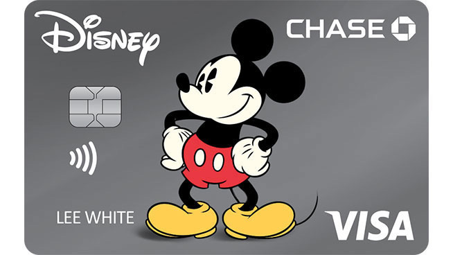 Chase Disney Rewards® Visa® Card