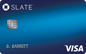Chase Slate® Card