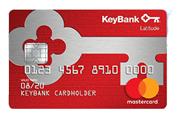KeyBank Latitude Credit Card