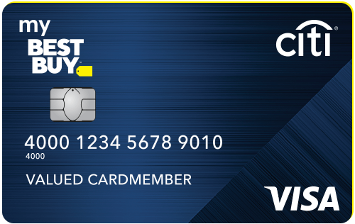 My Best Buy® Visa® Credit Card