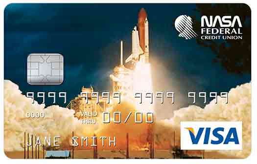 NASA Credit Card