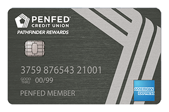 PenFed Pathfinder Rewards American Express