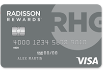 Radisson Rewards™ Visa® Card