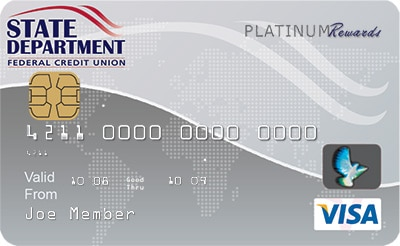 Savings Secured Visa Platinum
