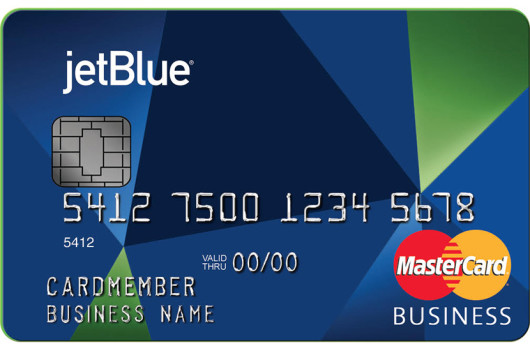 The JetBlue Business Card