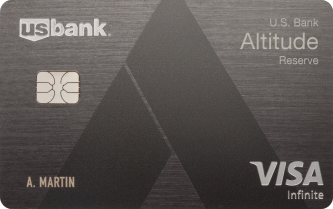 U.S. Bank Altitude™ Reserve Visa Infinite® Card