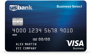 U.S. Bank Business Select Rewards Card