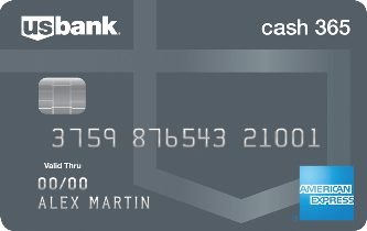 U.S. Bank Cash 365™ American Express®