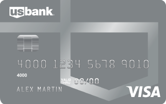 U.S. Bank Secured Visa®