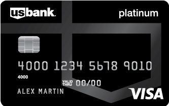 U.S. Bank Visa® Platinum