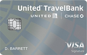 United TravelBank Credit Card