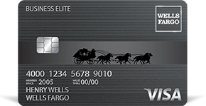 Wells Fargo Business Elite Signature