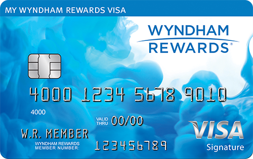 Wyndham Rewards Visa Signature No Annual Fee