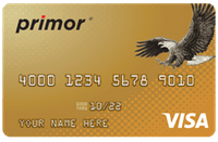 Green Dot primor® Visa® Gold Secured