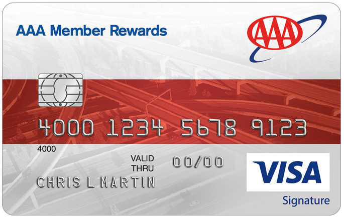 AAA Member Rewards Card