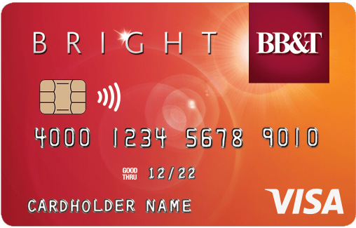 BB&T Bright® Credit Card
