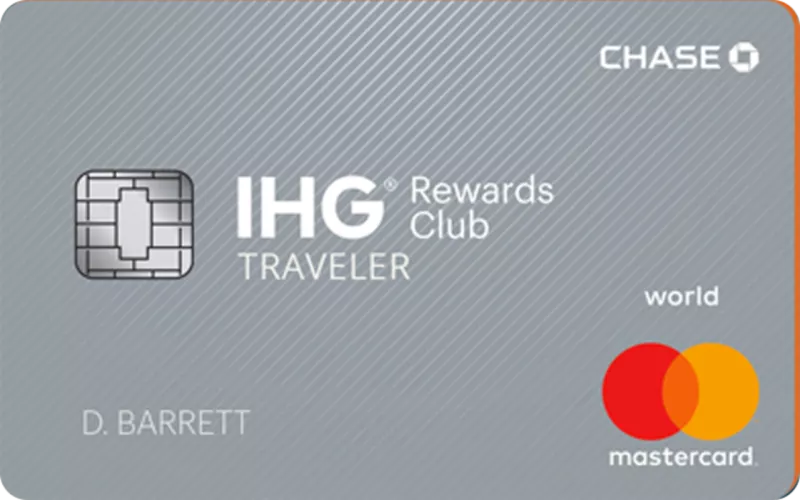 IHG® Rewards Club Traveler