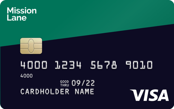 Mission Lane Visa® Credit Card