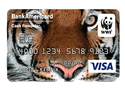 World Wildlife Fund Credit Card