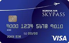 Korean Air SKYPASS Visa® Secured Card