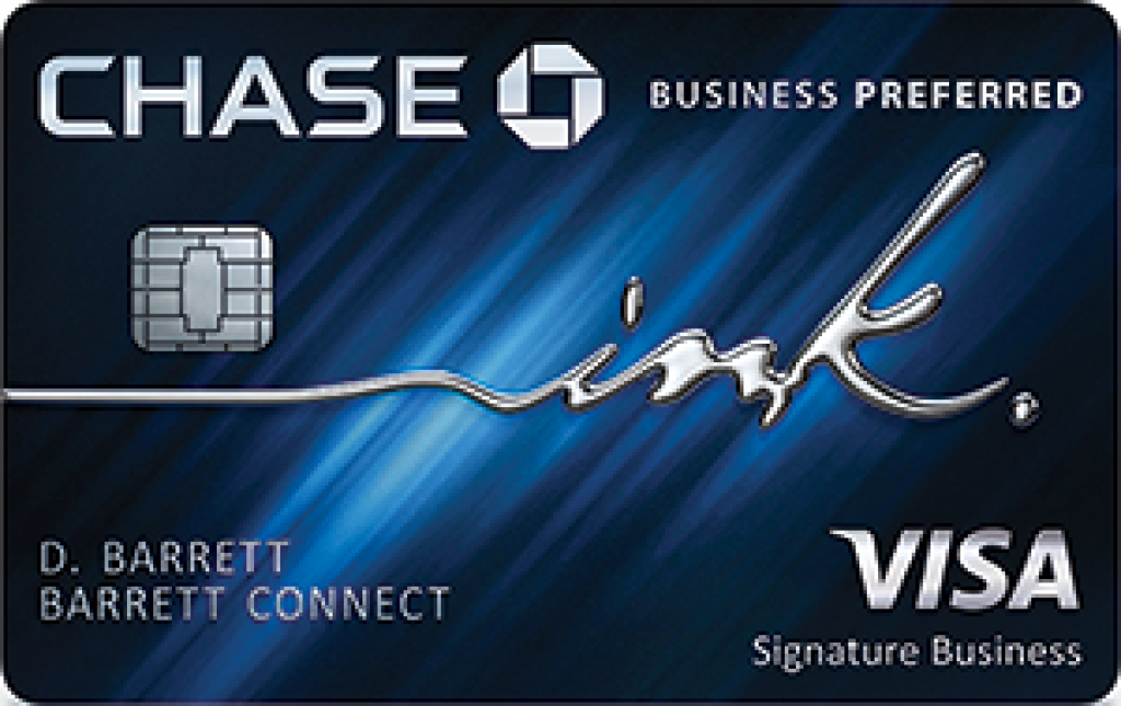 Chase Ink Business Preferred℠ Credit Card