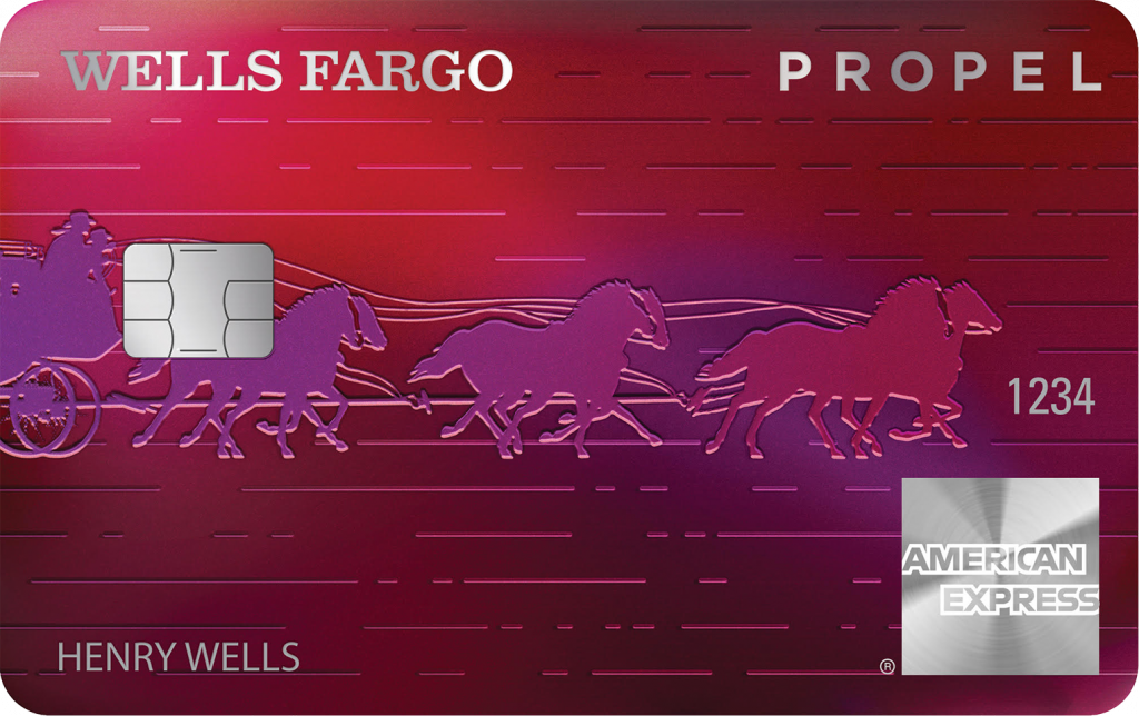 Wells Fargo Propel American Express Review