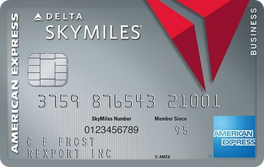 Platinum Delta SkyMiles® Business from American Express