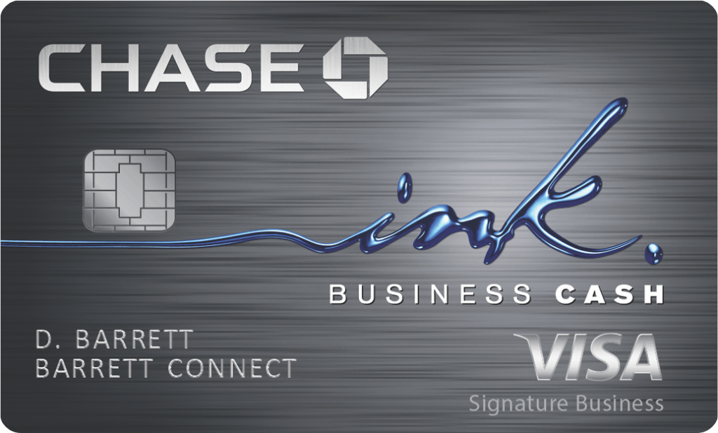 Chase Ink Business Cash℠ Credit Card