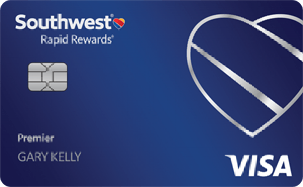 Chase Southwest Rapid Rewards® Premier Card