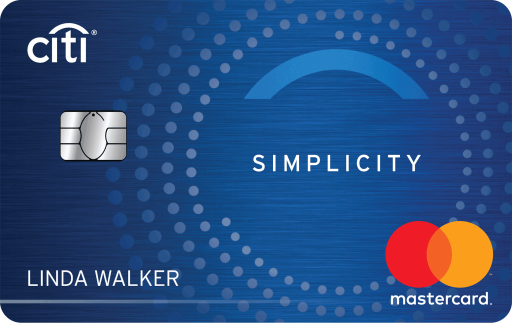 Citi Simplicity - No Late Fees Ever Credit Card