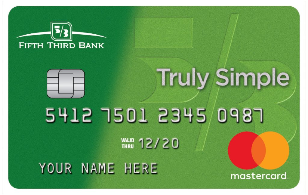 Fifth Third Bank Truly Simple® Credit Card