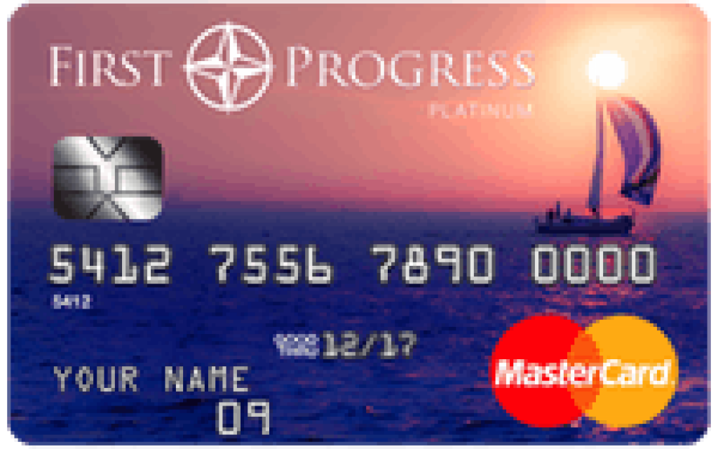 First Progress Platinum Elite Mastercard® Credit Card