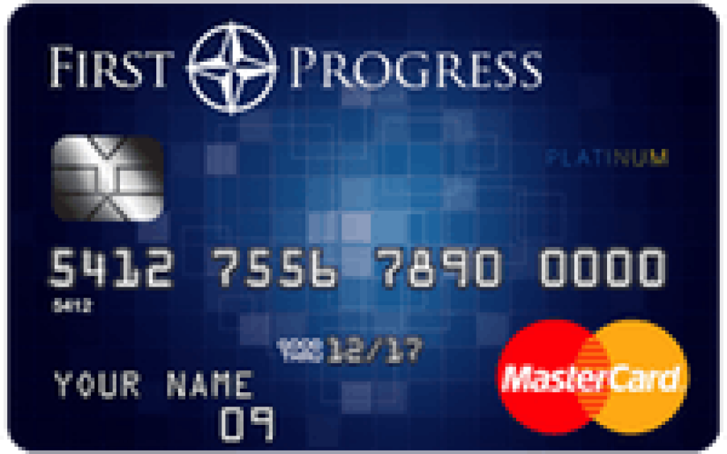 First Progress Platinum Prestige Mastercard® Credit Card
